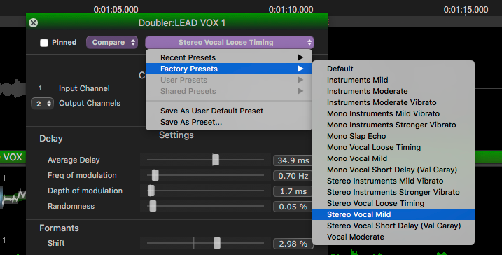 Revoice Pro 4 - Features - Synchro Arts