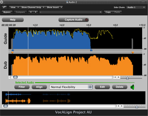 VocALign Project 3 (AU plug-in version)