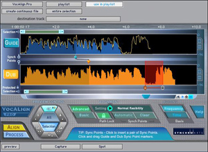 VocALign PRO 4 - Audio Suite and AAX