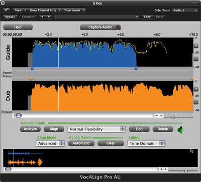 VocALign PRO 4 (AU Version)
