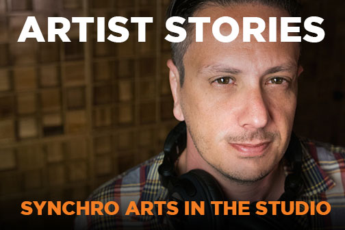 Synchro Arts User Stories