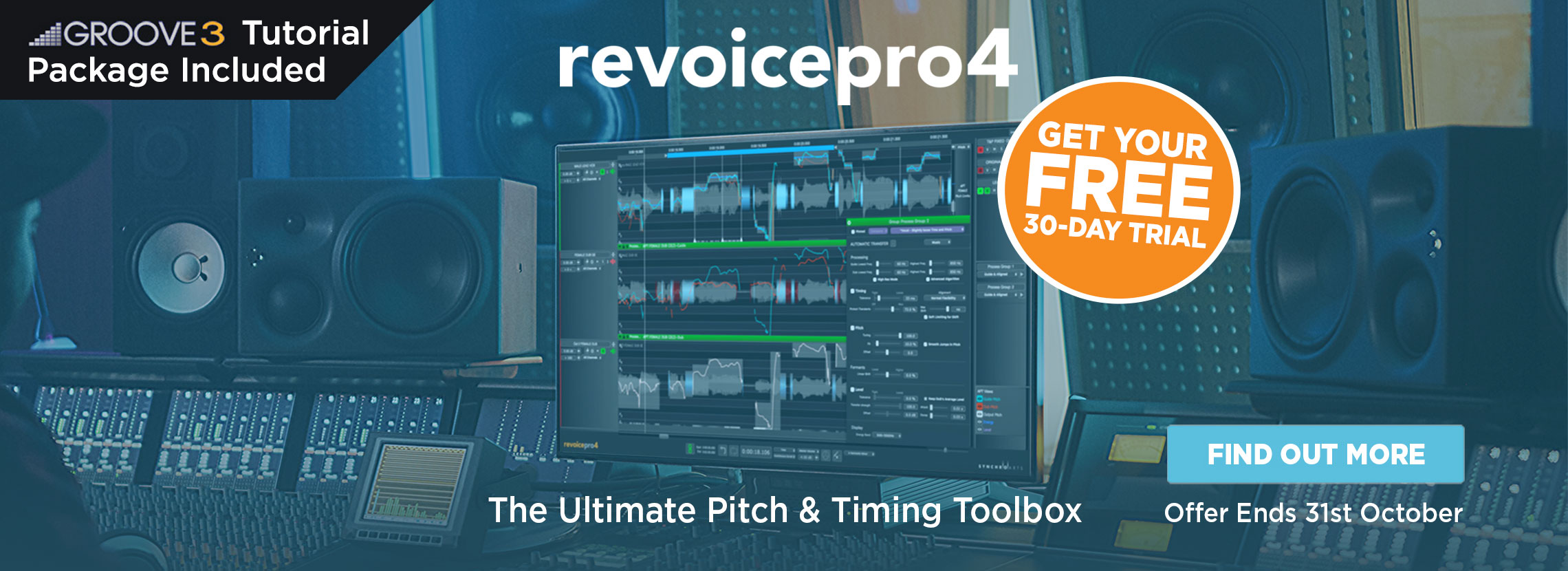 synchro arts revoice pro pitch time alignment vocal processing software