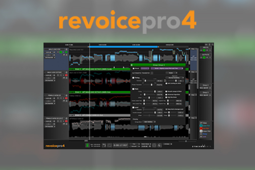 revoice pro pitch alignment timing correction tuning software pro tools logic cubase