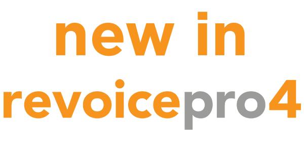 Revoice Pro 4 - Overview - Synchro Arts